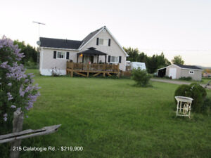 NEW LISTING - 215 CALABOGIE ROAD
