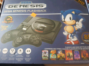 Sega Genesis flashback Brand new in box