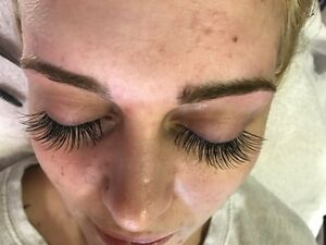 Waxing threading facials eyelashes extensions  10 year of exp Cambridge Kitchener Area image 2