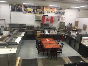 Restaurant Equipment- New & Used - Western Ont Largest Selection