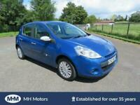 2010 RENAULT CLIO 1.5 DCI I-MUSIC 5 DR 84000 MILES £30 TAX LOW INS. FIESTA POLO