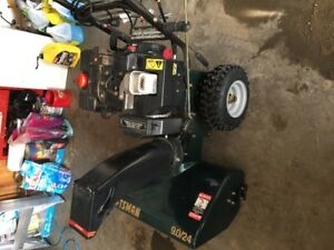 Snowblower  Like New Sell or Trade