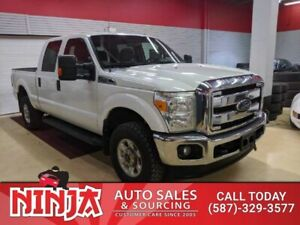 2015 Ford F-250 Super Duty XLT  4x4 6.2 Crew New Tires
