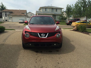 2013 Nissan Juke SL AWD Leather, Navigation SUV, Crossover