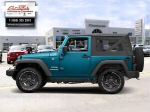 2017 Jeep Wrangler Sport  - Cruise Control -  Removable Top