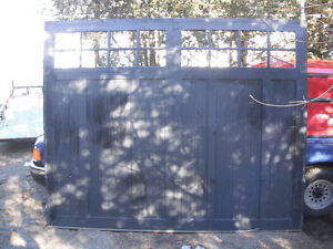 Used and New Garage Doors For Sale