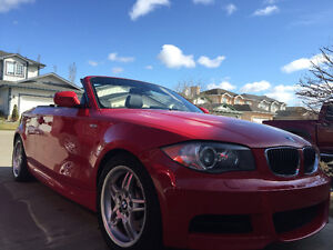 2010 BMW 1-Series Convertible Convertible