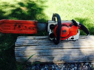 Solo Chain saw