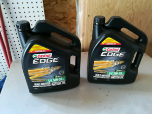 Synthetic oil 5w-30
