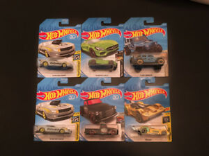 NEW Hot Wheels Diecast Cars