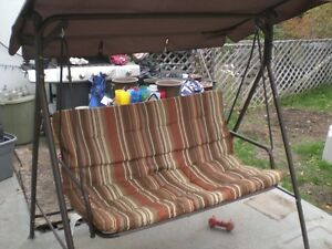 Patio Swing In Excellent Condition