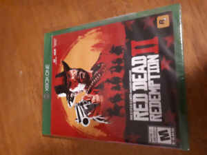 Brand New Red Dead Redemption 2 for Xbox One