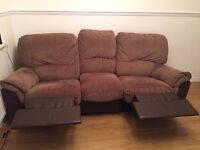 Sofa £20 phone number 07497550638