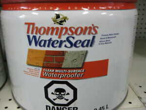 Looking for Thompson's Water Seal