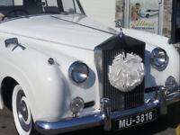 rolls royce antique 1957 pour mariage et limousine