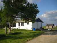 country farmhouse near Sperling for rent