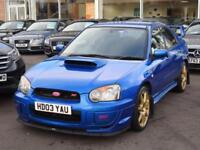 2003 Subaru Impreza 2.0 WRX STi Type UK PRODRIVE Performance Pack 305PS 4 doo...