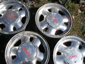 "4 16"" ALLOY GM TRUCK RIM"