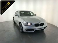 2015 BMW 118D SPORT AUTOMATIC DIESEL 1 OWNER SERVICE HISTORY FINANCE PX