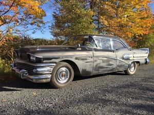 Buick Special 1958 antique ideal pour rat rod hot rod Saint-Hyacinthe Québec image 6