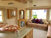 Static caravan for sale CONTACT BOBBY 12 month season north west morecambe views