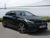2016 Mercedes-Benz A CLASS HATCHBACK A250 AMG 5dr Auto Hatchback Petrol Automati