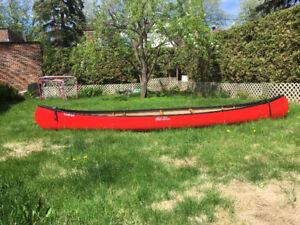 Old Town Royalek Camper Canoe - $1250 or best offer