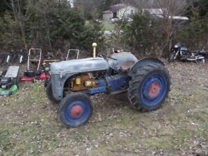 tractor ford 9n 1942