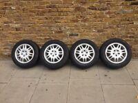 Mercedes viano, vito wheels