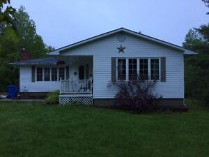 Large private lot in Douglastown