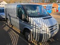2007 Ford Transit 2.2TDCi SWB COMPLETE WITH M.O.T AND WARRANTY