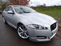 2013 Jaguar XF 3.0d V6 S Luxury 4dr Auto [Start Stop] Premium Paint! DAB! Xen...