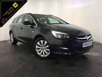 2015 VAUXHALL ASTRA TECH LINE CDTI ESTATE 1 OWNER SERVICE HISTORY FINANCE PX