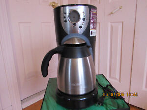 NEW Mr Coffee 12 cup stainless steel carafe coffee maker