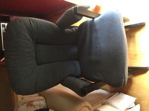 Chaise berçante Dutaillier excellent état