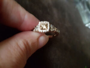 Beautiful Levian Ring size 6/5