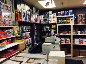 Warehouse Sale. Comics, Tpb's, Manga, Toys, Cards and more