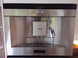 Siemens Coffee Machine & Steam Oven