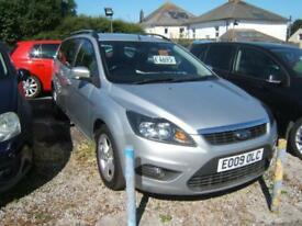 Ford Focus 2.0TDCi ( 135ps ) 2009.5MY Zetec Estate