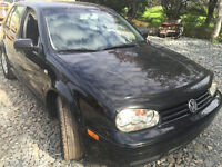 2004 VW GOLF 5SPD LOADED,NICE CLEAN CAR 2995$@902-293-6969