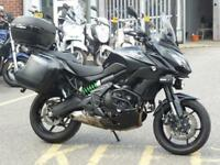 KAWASAKI VERSYS 650 GRAND TOURER 2017