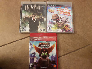 PS3 GAMES E RATED