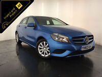 2013 63 MERCEDES A180 BLUE EFFICIENCY SE CDI 1 OWNER SERVICE HISTORY FINANCE PX