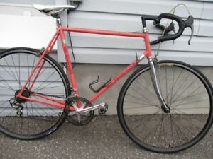 BIANCHI ROAD BIKE MADE IN ITALY EXCELLENT SHAPE