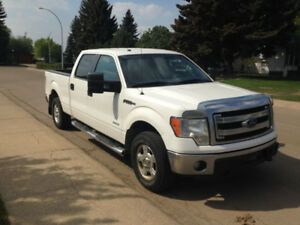 2013 Ford F150 SuperCrew - 4X4, Auto,