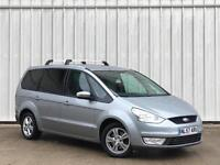 Ford Galaxy 2.0TDCi ( 140ps ) 2007.75MY Zetec PX SWAP FINANCE AVAILABLE