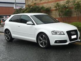 Audi A3 2.0TDI ( 140ps ) S Tronic 2011MY Black Edition