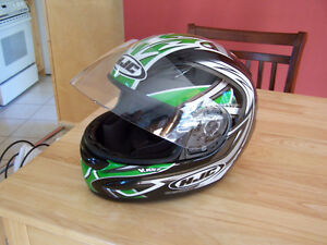 Casque full face Lac-Saint-Jean Saguenay-Lac-Saint-Jean image 1