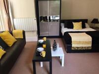 Studio flat in 1 Ridgeway House