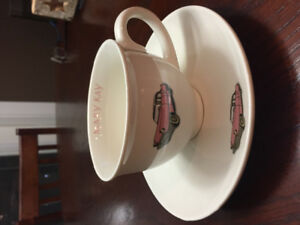 Mary Kay tea cup and saucer set